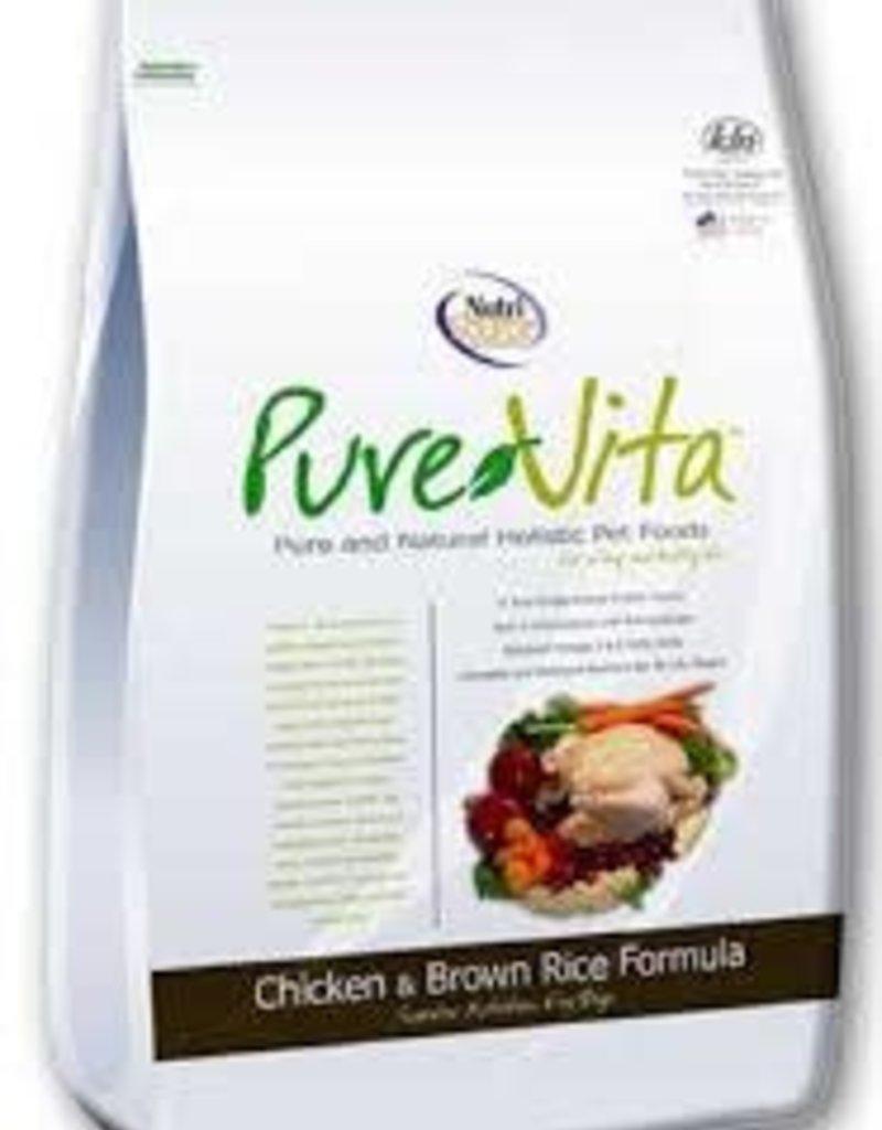 NutriSource NS Pure Vita-Chicken-15#