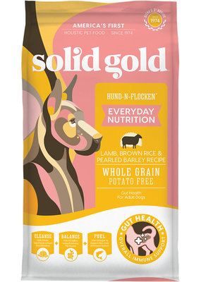 Solid Gold Solid Gold Hund-N-Flocken 4#