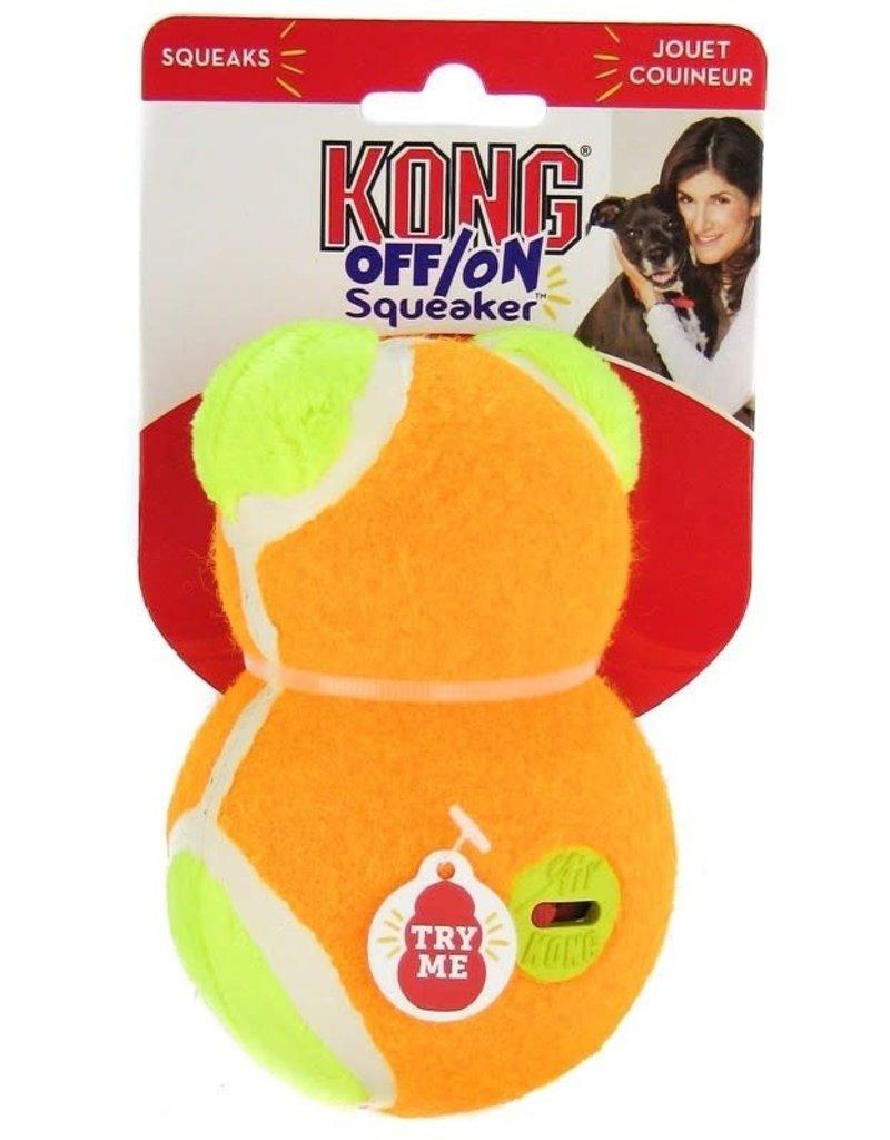 Kong Kong On/Off Squeaker LG