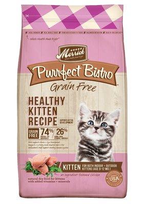 Merrick Merrick Kitten Purrfect Bistro 4#