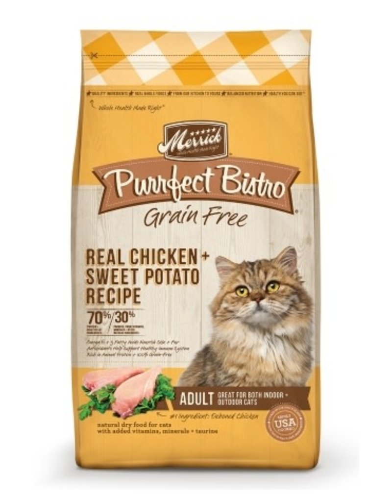 Merrick Merrick Purrfect Bistro Adult Chicken