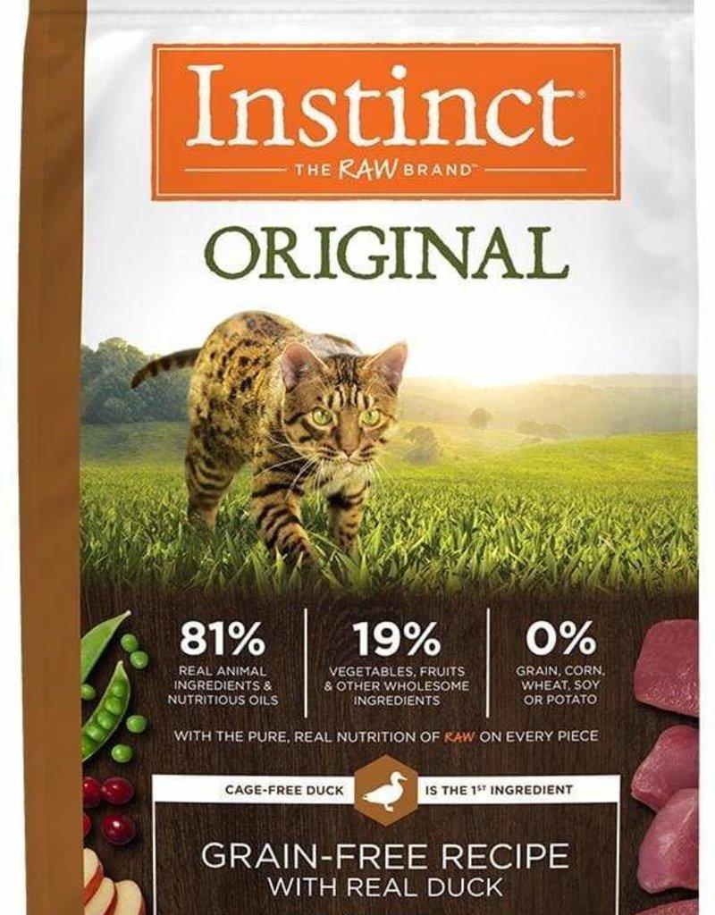 Nature's Variety Instinct Nature's Variety Cat Instinct Raw Boost Duck 4.5#