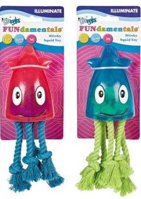 Pet Edge Griggles FUNdamentals Blinky Squid