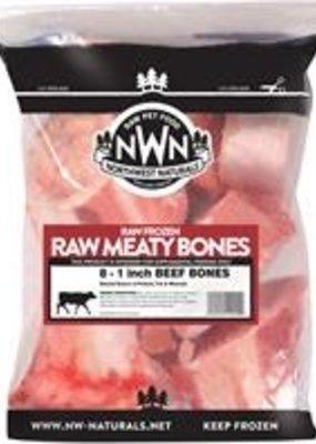"Northwest Naturals NWN 1"" Beef Bone 8 Pack"