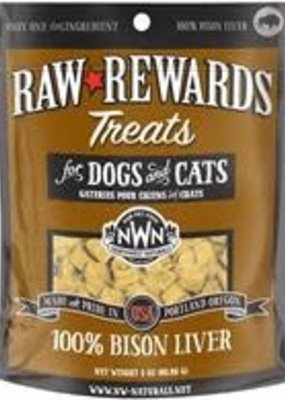 Northwest Naturals NWN Raw Rewards Cat & Dog Freeze-Dried Treats