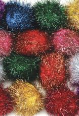 Glitter Poms