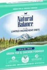 Natural Balance Natural Balance Chicken & Pea Cat