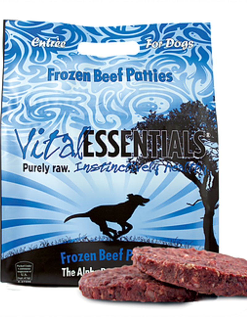 Vital Essentials Vital Essentials Patties 6#