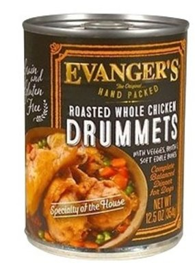 Evangers EV 13.2oz Chicken Drummet