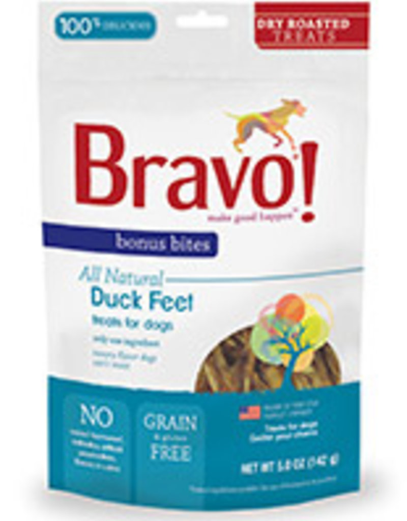 Bravo Bravo! Dry Roasted Duck Feet - Bulk
