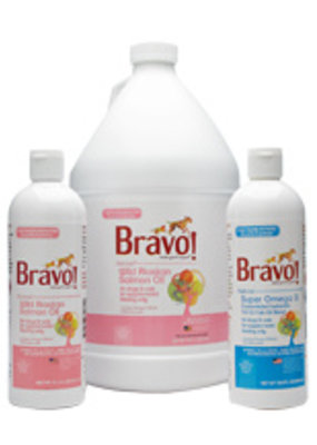 Bravo Bravo Salmon Oil 16oz