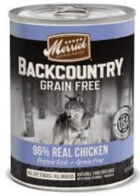 Merrick Merrick Backcountry Cans 12.7oz