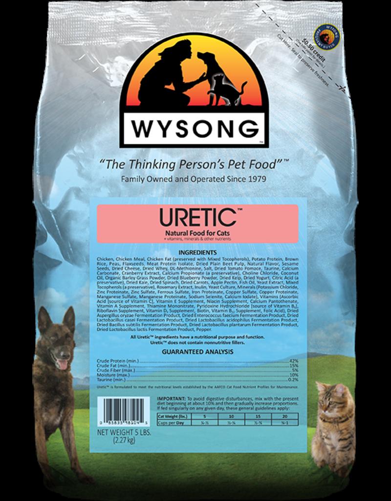 Wysong Wysong Uretic Feline 5#