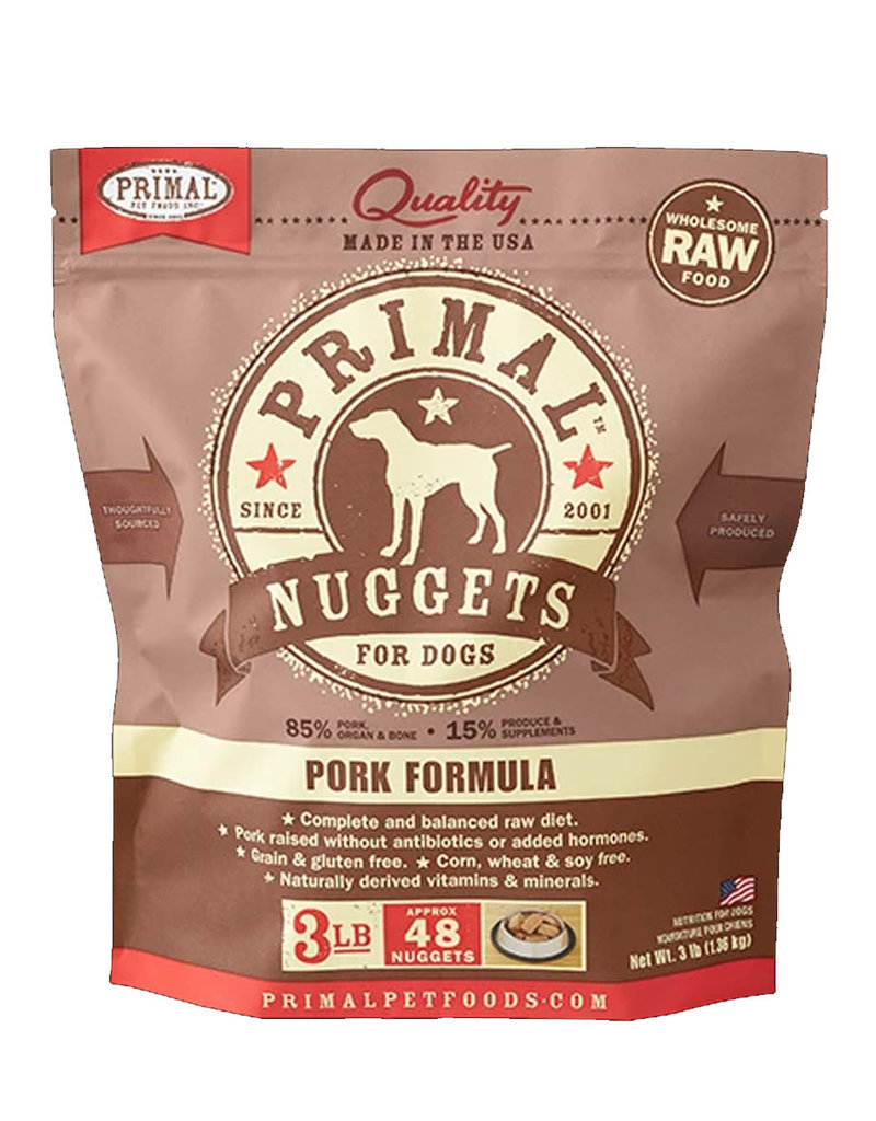 Primal Primal Nuggets 3#