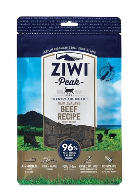 Ziwi Ziwi Cat Air-Dried Beef