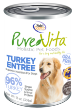 NutriSource PureVita Grain-Free Dog 13oz Cans