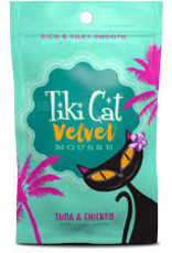 Tiki Pet Tiki Cat Velvet Mousse Pouches 2.8oz