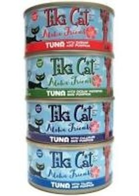Tiki Pet Tiki Cat Aloha Friends 5.5oz