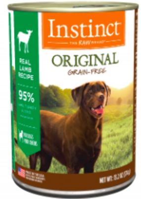 Nature's Variety Instinct Nature's Variety Instinct Dog 13.2oz Cans