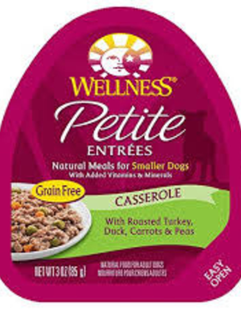 Wellness Wellness Petite Entrees Dog 3oz