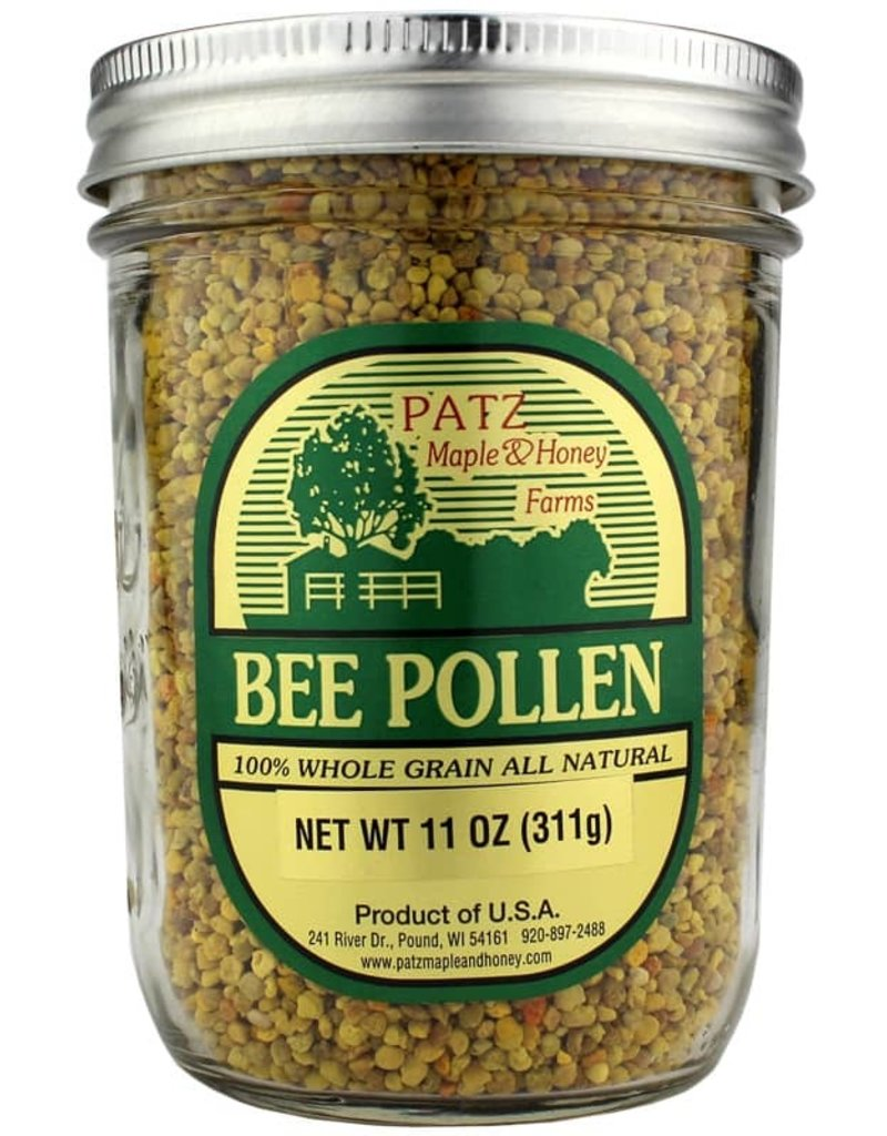 Patz Maple & Honey Farms, Inc Patz Bee Pollen