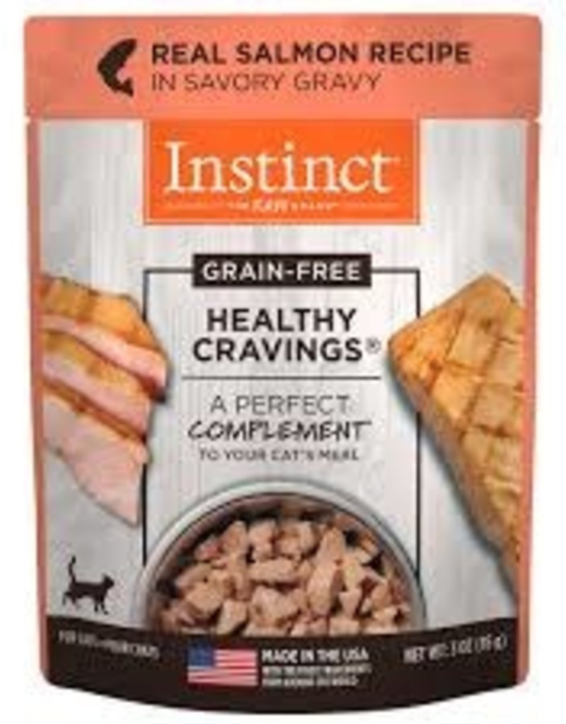Nature's Variety Instinct Nature's Variety Instinct Cat Healthy Cravings 3oz Pouches