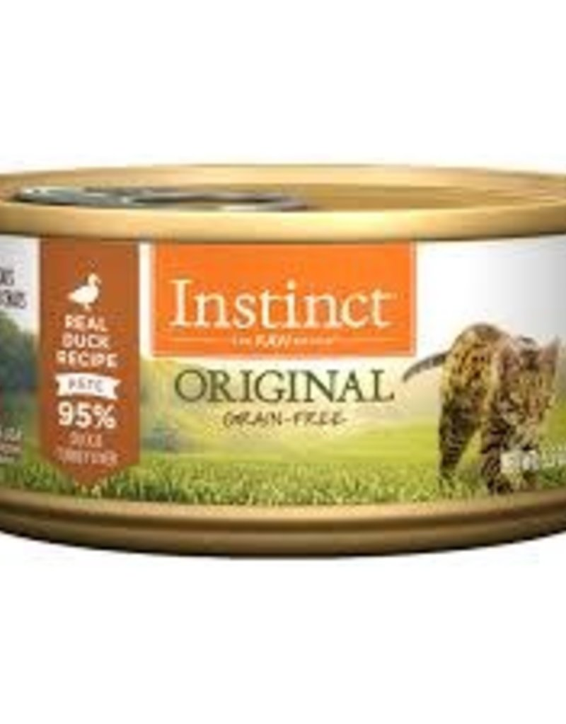 Nature's Variety Instinct Nature's Variety Instinct Cat 5.5oz Cans
