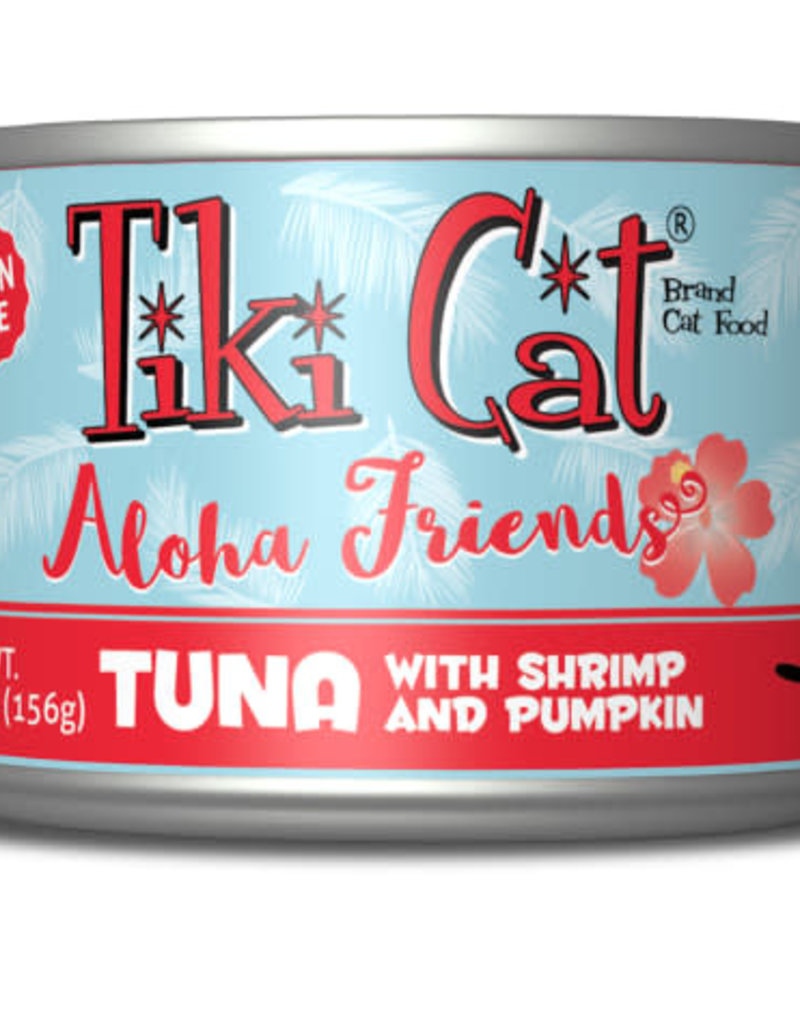 Tiki Pet Tiki Cat Aloha Friends 3oz