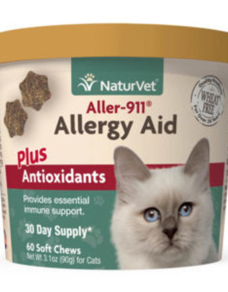 NaturVet NatureVet Allergy Aid + Antioxidants Cat Soft Chew