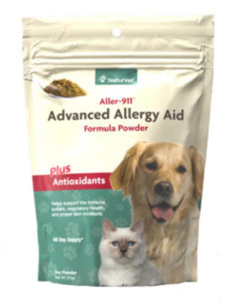 NaturVet NatureVet Aller-911 Allergy Aid Powder 9oz