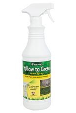 NaturVet NaturVet Yellow to Green Lawn Spray 32oz