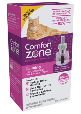 Sentry Comfort Zone Cat Refill