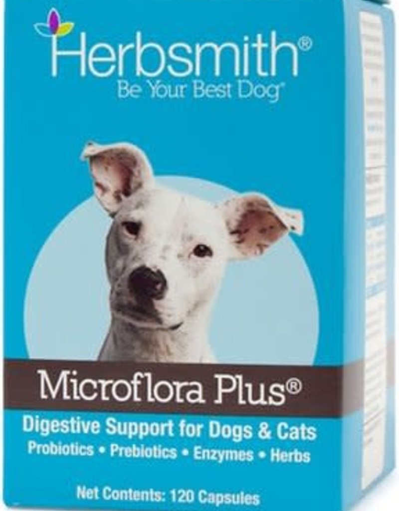 Herbsmith Herbsmith Microflora Plus 120ct