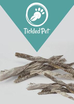 Icelandic Tickled Pet Codfish Rolls