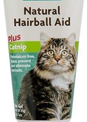 NaturVet NaturVet Natural Hairball Aid w/ Catnip 3 OZ