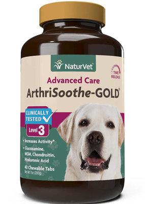 NaturVet NaturVet Arthrisoothe Gold Tablets