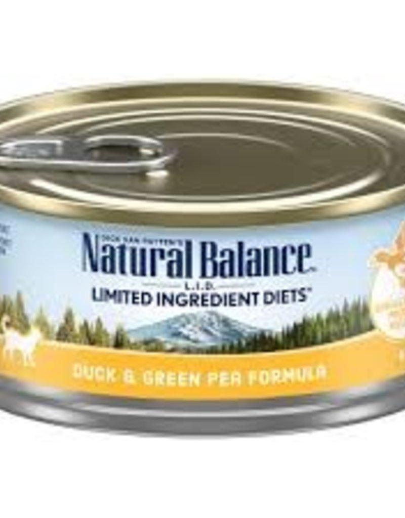 Natural Balance Natural Balance 5.5oz Can