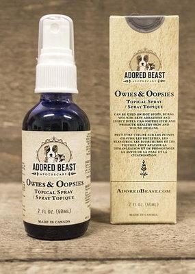 Adored Beast Adored Beast Owies & Oopsies 2oz