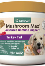NaturVet NaturVetMushroom Max Advanced Immune Support