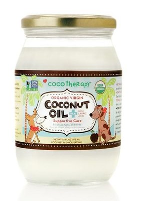 Cocotherapy Cocotherapy 16oz Coconut Oil