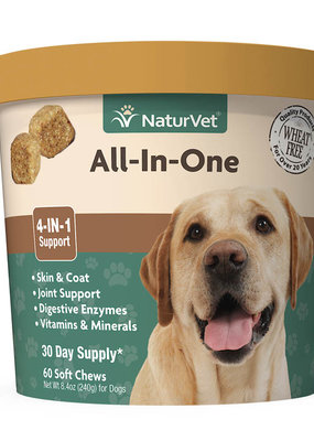 NaturVet NaturVet All-in-One Soft Chew Cup