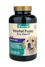 NaturVet NaturVet Vita Pet Puppy 60 Tb.