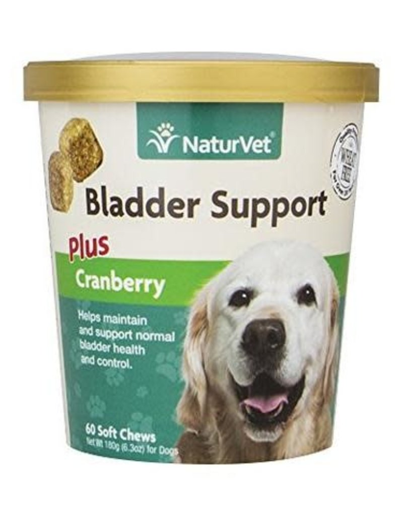 NaturVet NaturVet Bladder Support Soft Chews 60ct