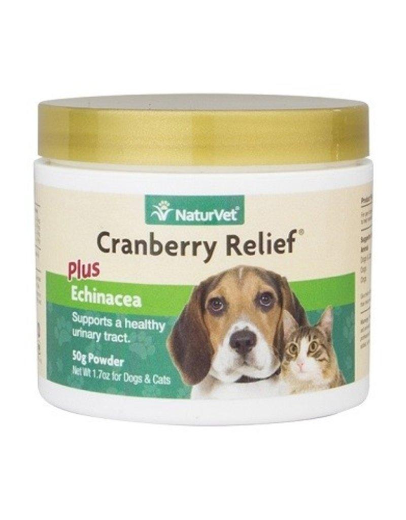NaturVet NaturVet Cranberry Relief Powder 50gm