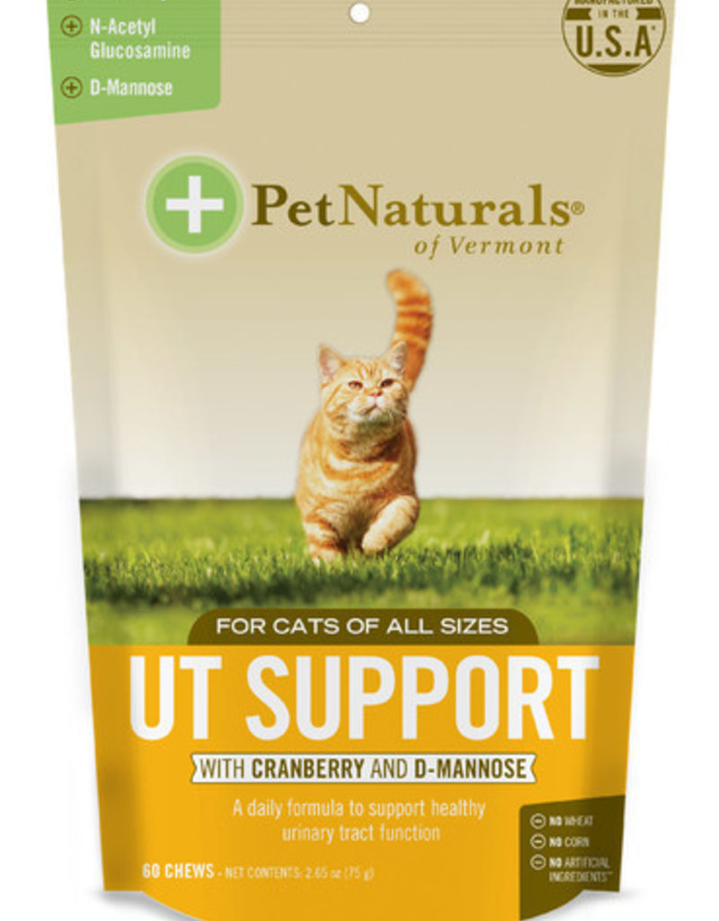 Pet Naturals Pet Naturals Cat UT Support 60ct
