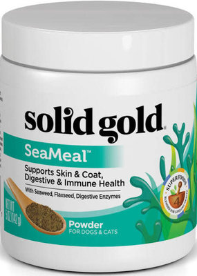 Solid Gold Solid Gold Sea Meal Powder 5oz