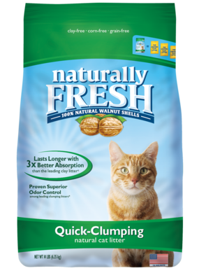 Blue Buffalo Blue Buffalo Walnut Clumping Litter