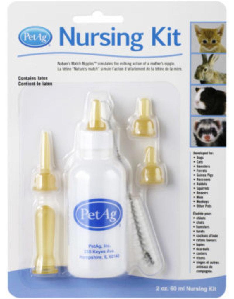 Pet zAg PetAg Nursing Kit 2oz - Carded