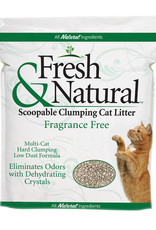 Fresh and Natural Fresh and Natural Cat Litter 16lb