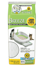 Tidy Cat Purina Tidy Cat Breeze Cat Pad 10pk